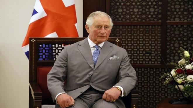 Virüs Prens Charles'a da bulaştı!