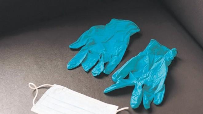 Virüsle mücadelede kritik 'eldiven' uyarısı!