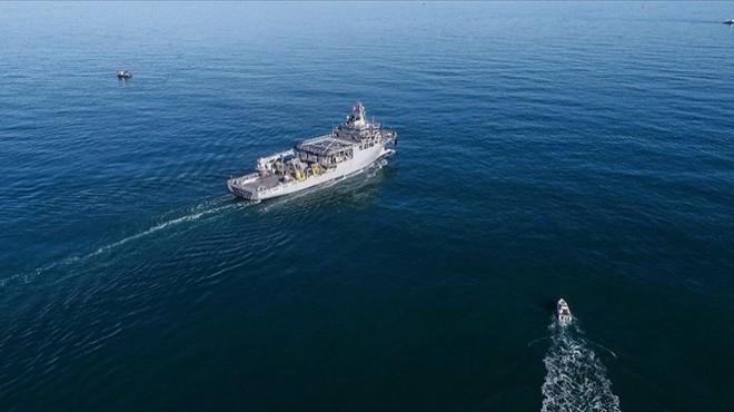 Yunan jetinden Türk gemisine taciz!